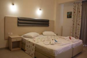 Room 6, Rainbow Resort Paralia Katerinis hotels rooms apartments beach
